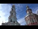 Колокольный звон в Троице Сергиевой Лавре