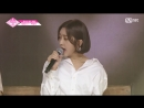 PRODUCE 48 | Пак Минджи - Heize - Don't know you (vocal position) fancam
