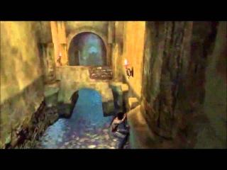 Uncharted: Удача Дрейка (игрофильм) - Крепость