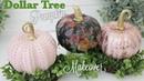 Dollar Tree DIY Pumpkin Makeover   Pumpkin Decor