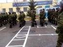 Старший Сержант Мусалаев, строевая подготовка 1 Роты. Питер 08-09гг. в/ч 43117