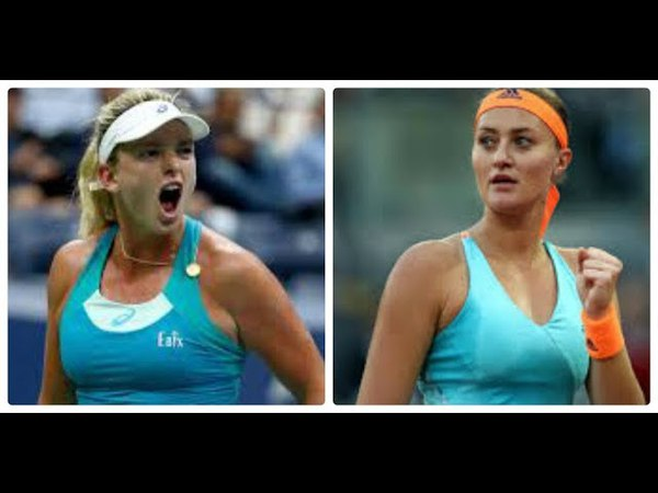 Kristina MLADENOVIC vs CoCo VANDEWEGHE Highlights Madrid Open 2018 HD