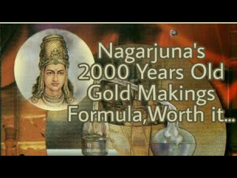 If You Love Gold Then Now You Have To Watch This Ancient Gold Scientist who Made GOLD from Chemistry