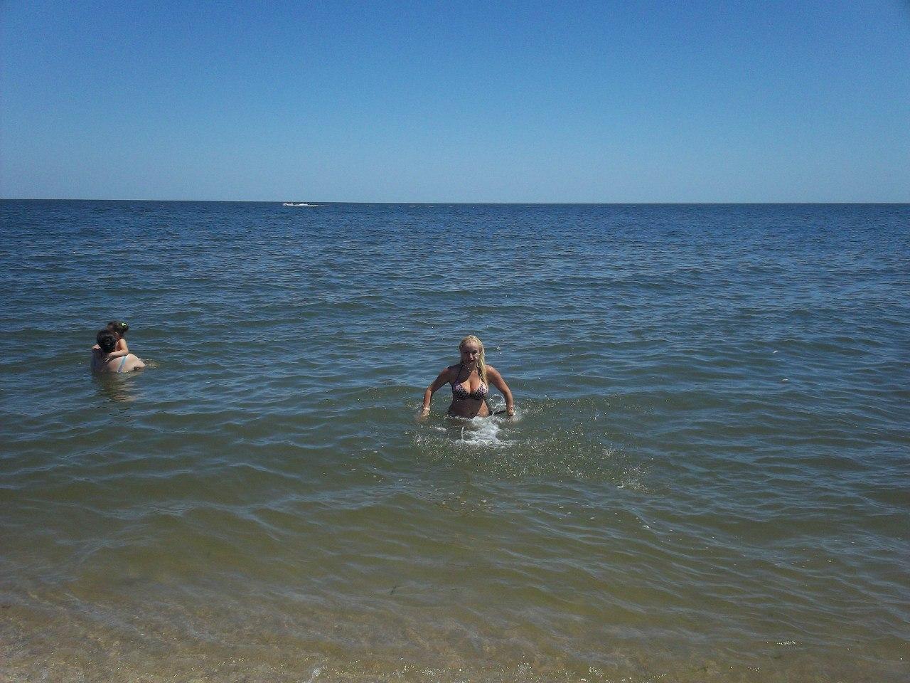 Азовское море. Бердянск. 2012 г. EvGUD9OVEB4