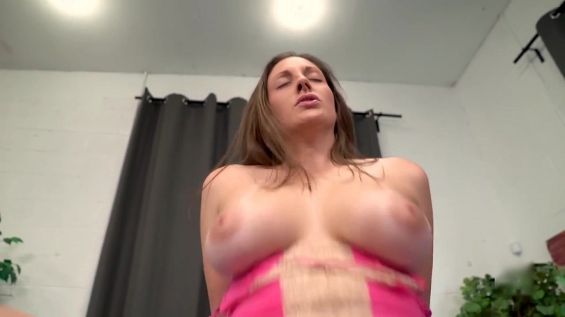 Сын трахнул мачеху и кончил внутрь, POV bbw creampie doggy bubble ass butt booty tits fuck sex (Инцест со зрелыми мамочками 18+)