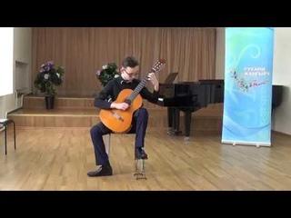Joseph Kuffner - Arietta (theme & variations)