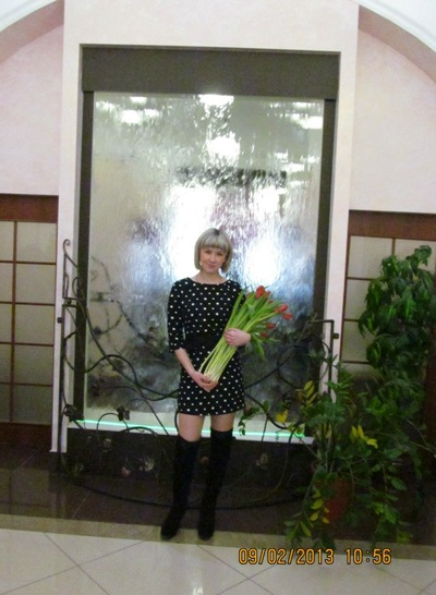 Ирина Загидуллина, 1 сентября 1984, Екатеринбург, id208362349