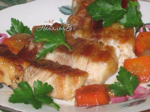 Грудинка по-домашнему - вкусно, нежно, сочно! Автор: Наталья