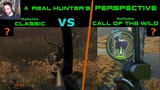 Which Game is BETTER Thehunter Classic vs Call of the Wild 2018