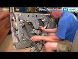 How To Install Replace Broken Power Window Regulator Chrysler PT Cruiser 01-05 1AAuto.com
