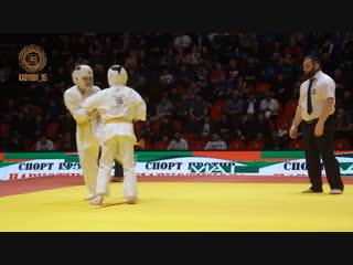 Первый Всероссийский турнир по киокусинкай «Кубок Ахмат» в ЧР