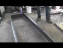 Как сделать вытяжку короб в покрасочную камеру