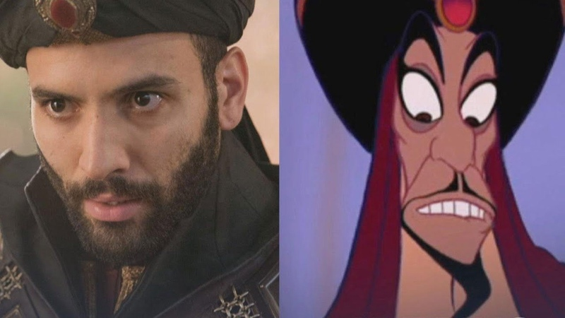 Aladdin Live-Action Remake vs. the Original How They Compare