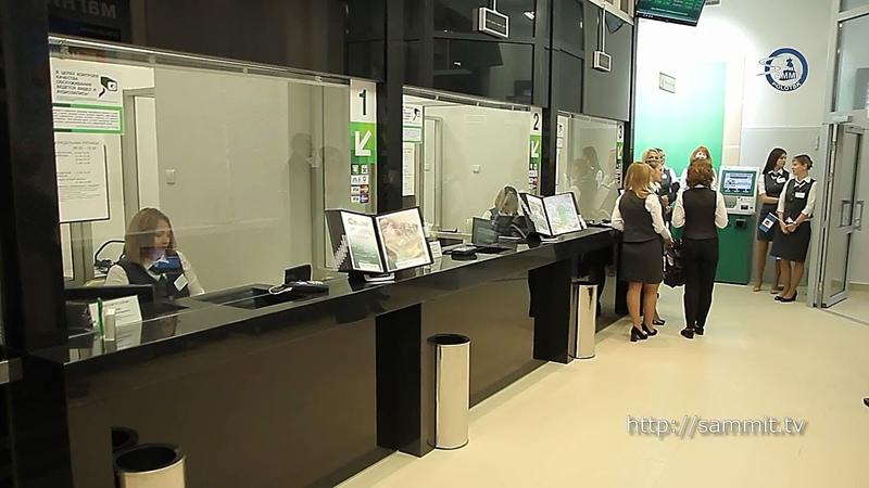 «СаммитТВ»: В Полоцке после реконструкции открылось отделение Беларусбанка на проспекте Скорины