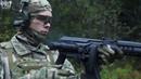 Складной приклад для АКМ M4 AKP, Fab Defense