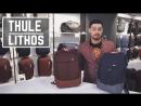 Обзор городских рюкзаков THULE Lithos на 16 и 20 литров THULE Lithos 20l 16l backpacks review