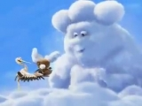 доброе видео про облачко и аиста