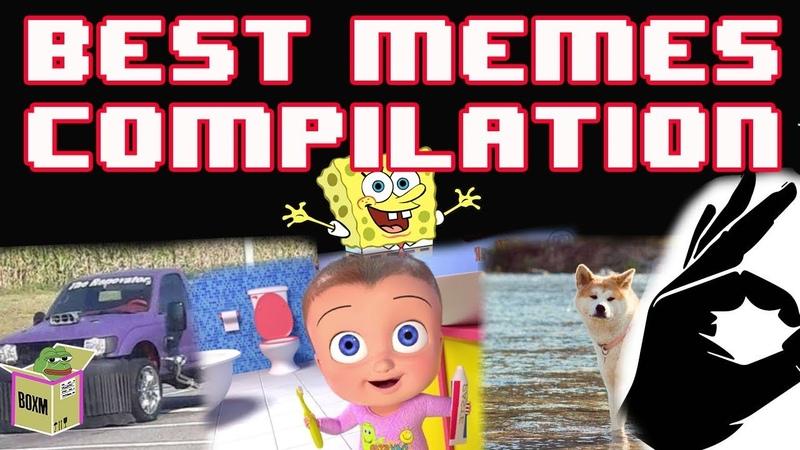 BOX MEMES COMPILATION 1 (Лучшие мемы)