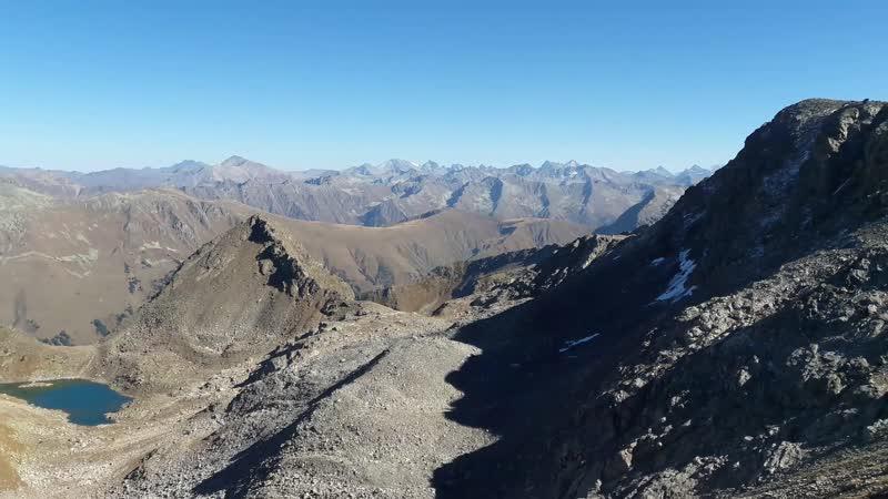 Перевал Кара Джаш
