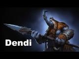 Dendi Magnus - NaVi vs Liquid D2CL