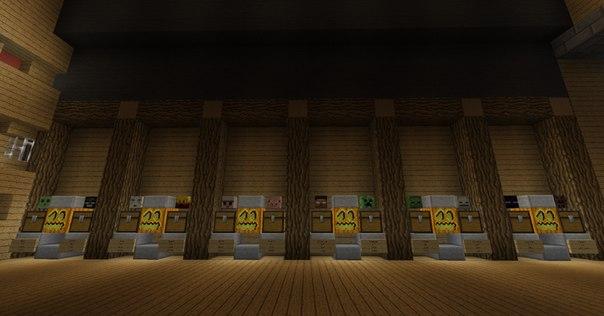 сервера lobby minecraft