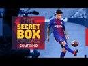 Может ли Коутиньо жонглировать тем, что в коробке