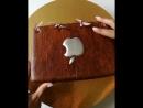Пряничный ноутбук.