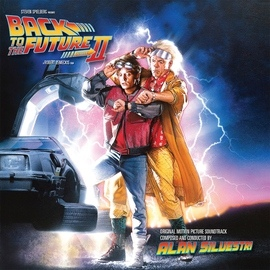 Alan Silvestri альбом Back To The Future Part II