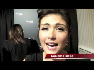 Daniella Pineda Celebrates 100 Episodes of THE VAMPIRE DIARIES