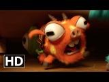 Университет монстров - Фильм-клип | Знакомство | 2013 HD