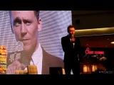 Tom Hiddleston Sing Man in the mirror