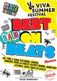 09.08 * VIVA SUMMER FESTIVAL * BERT ON BEATS