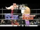 Nobuhiko Takada vs Big Van Vader (1 бой)