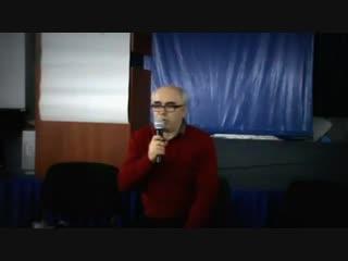 Олег Аронсон - Экономика рисков, политика страхов и этика жуткого [12 декабря 2012]