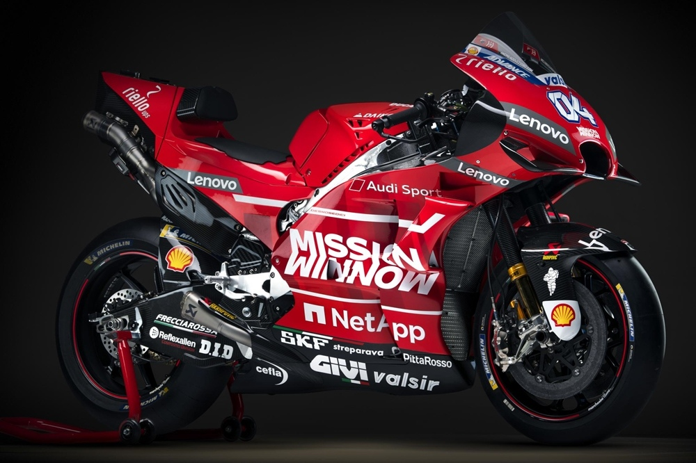 Эволюция прототип Ducati 2003-2019 в картинках