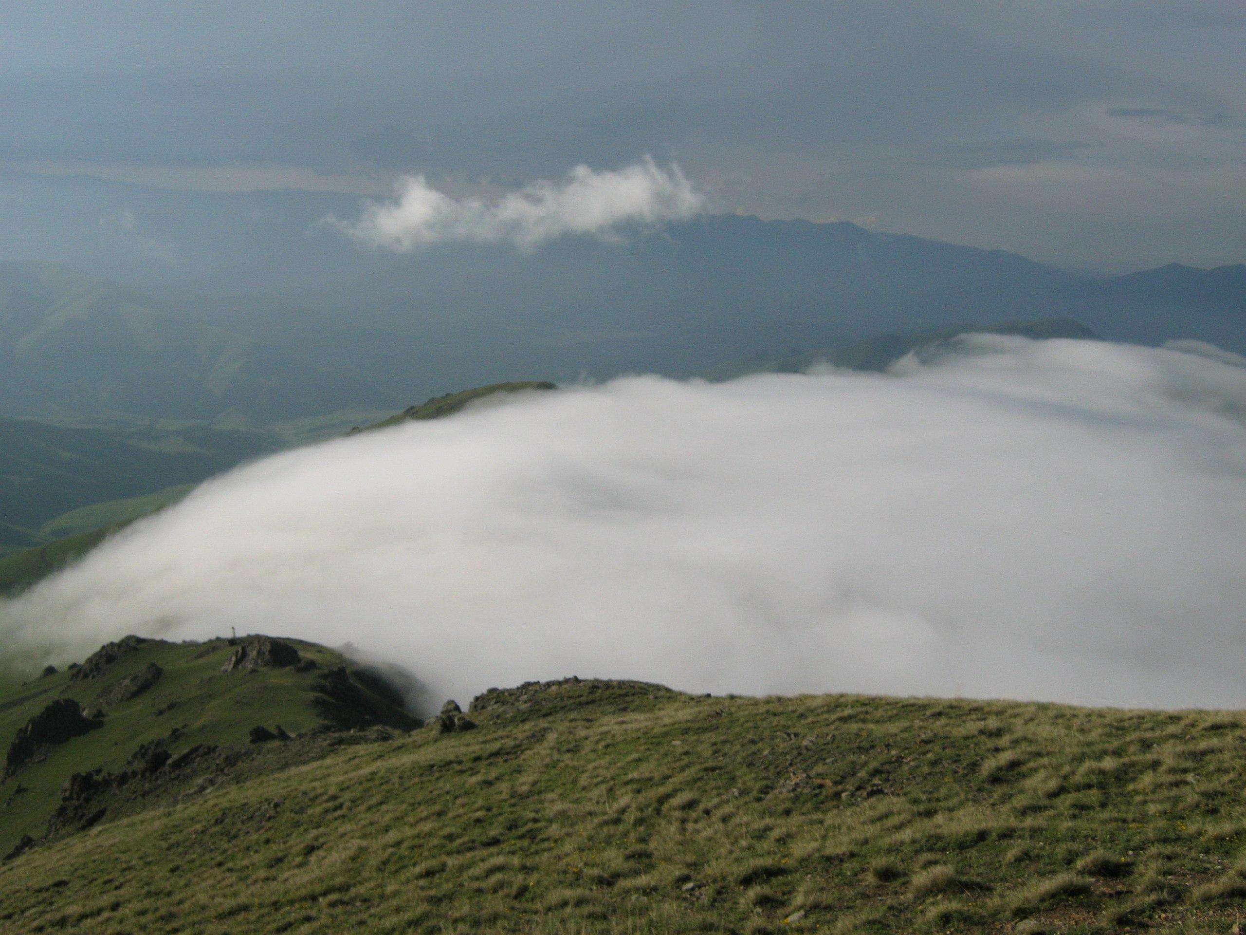 В горах Южной Армении