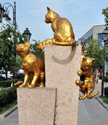 ярославские кошки спасли Ленинград