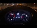 Разгон Audi A3 1.4T | 0-100 км/ч