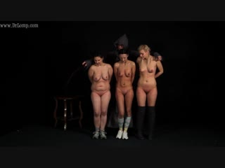 Dr. lomps - playgirls 1 elitepain, bdsm, torture, whipping, caning, spanking, punishment, bondage