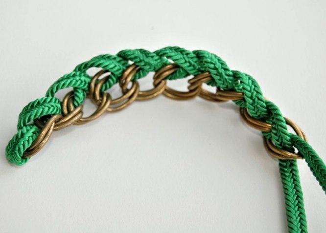 Семь (7) простых и красивых плетёных браслетов Всё самое 15