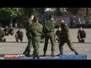 Тренировка спецназа ГРУ в Самарской области