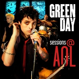 Green Day альбом sessions@aol