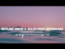 Skyline Drive Allay feat. Astroleaf - Ocean Boulevard [Silk Music]