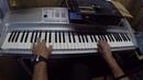 Yamaha DGX305. Tenor sax.Poppuri в стиле BossaNova