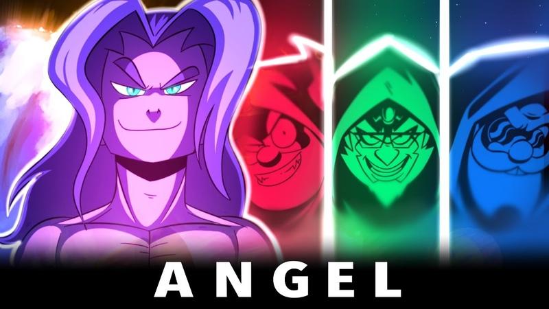 Big Bad Bosses [B3] | Angel Official Music Video