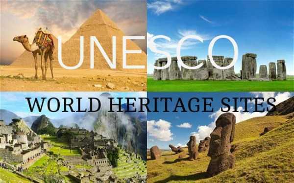 Более 2000 фотографий объектов Всемирного наследия ЮНЕСКО