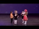 03_Группа ритмика для детей 3-4 лет Хореография Истоминой Ек