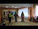 Театральное представление Правила зебры с участием артистов театра ЛАД