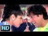 Kya Lagti Hai Haay Rabba, Govinda, Raveena Tandon - Dulhe Raja Dance Song