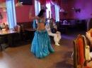 Восточный танец под живые барабаны Аира